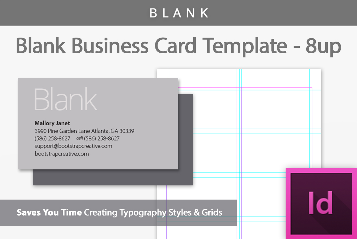 Blank business card template bc shop bootstrapcreative responsive web design books training and templates blank business card template bc shop fbccfo Gallery