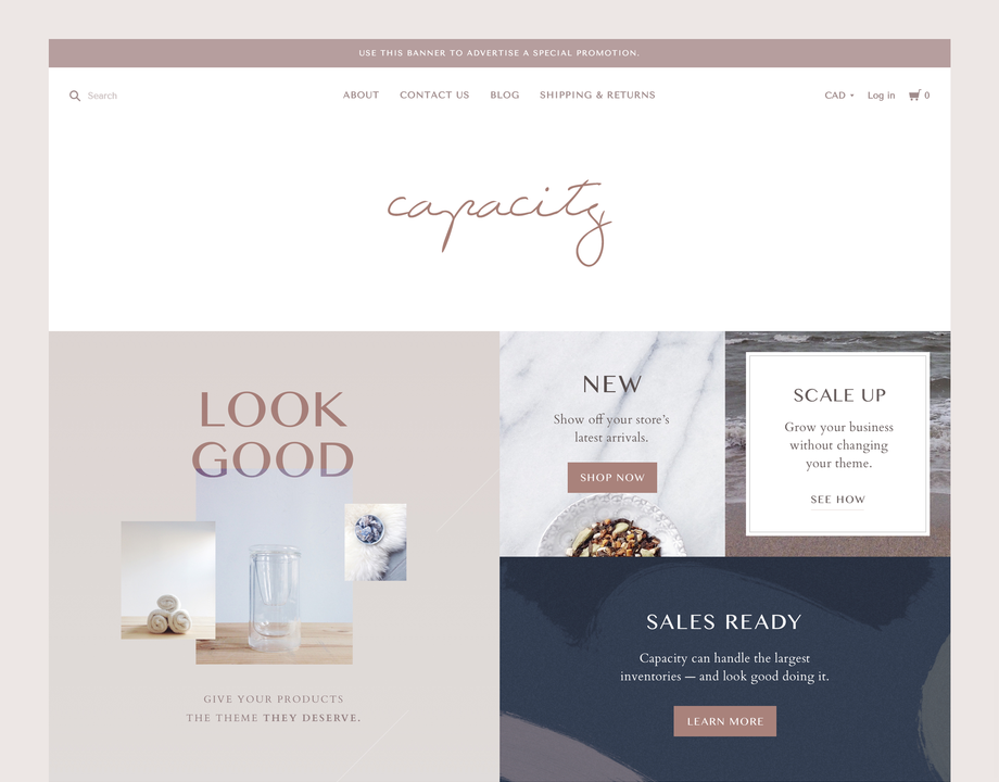 BigCommerce Themes For Sale - 30+ Free & Premium Store Templates
