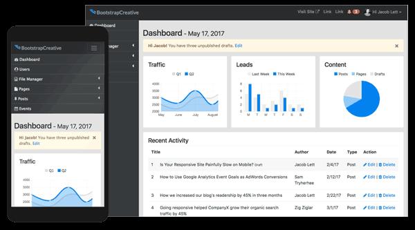 bootstrap 4 beta tutorial pdf learn responsive design