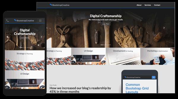 Website Design & Development Detroit Michigan
