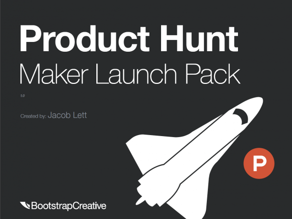 Product Hunt Launch Pack Templates