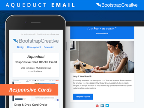 HubSpot Email Template Design & Development Detroit Michigan